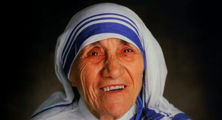 10 frases memorables de la Madre Teresa de Calcuta