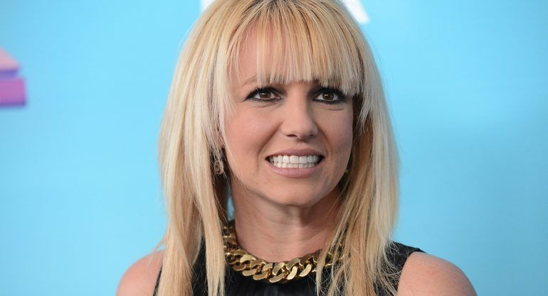 Britney Spears luce irreconocible