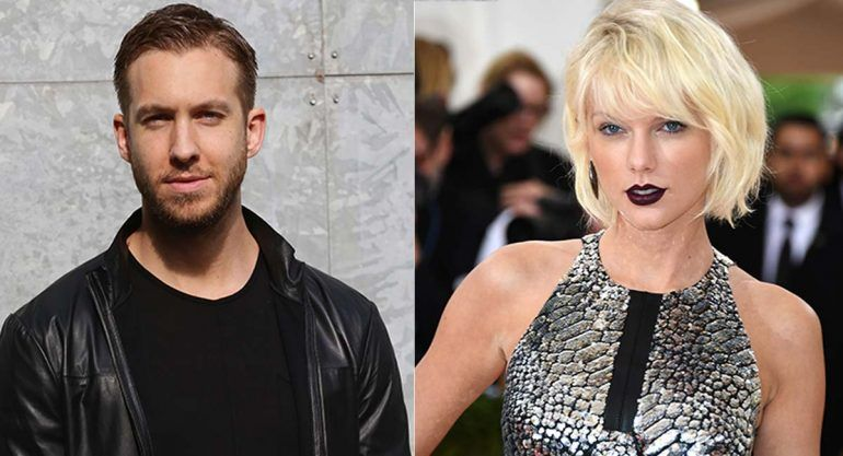 Calvin Harris estalla en contra Taylor Swift