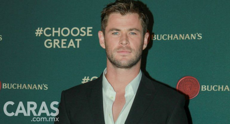 Chris Hemsworth abandonará el cine temporalmente