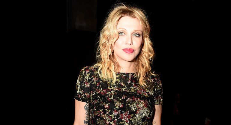 Courtney Love en problemas con hacienda