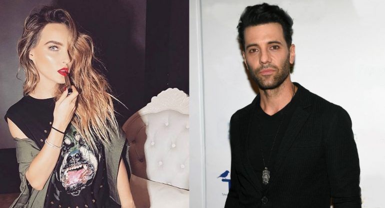 Criss Angel confirma romance con Belinda