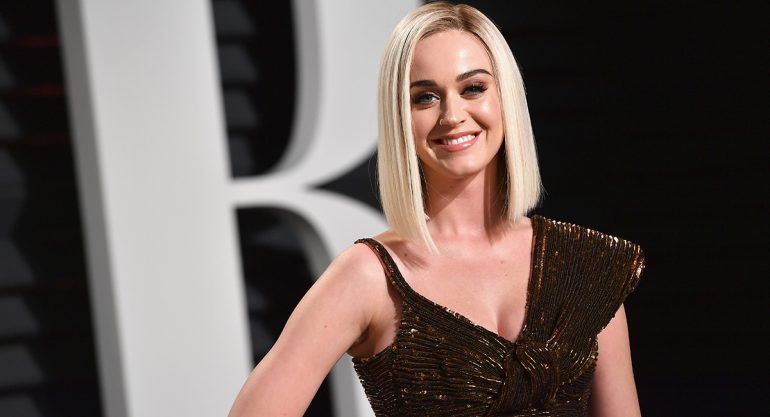 El radical cambio de look de Katy Perry
