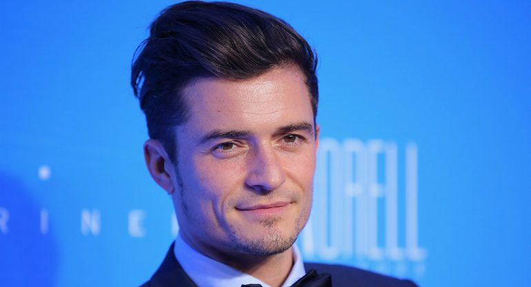 El radical cambio de look de Orlando Bloom