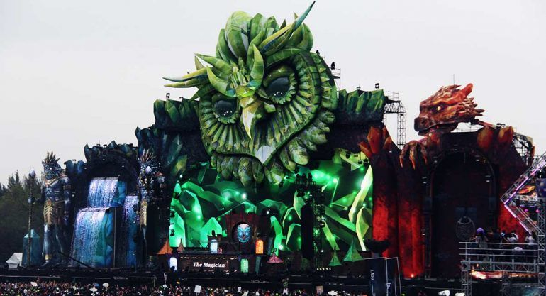 Electric Daisy Carnival: beats y luces que seducen