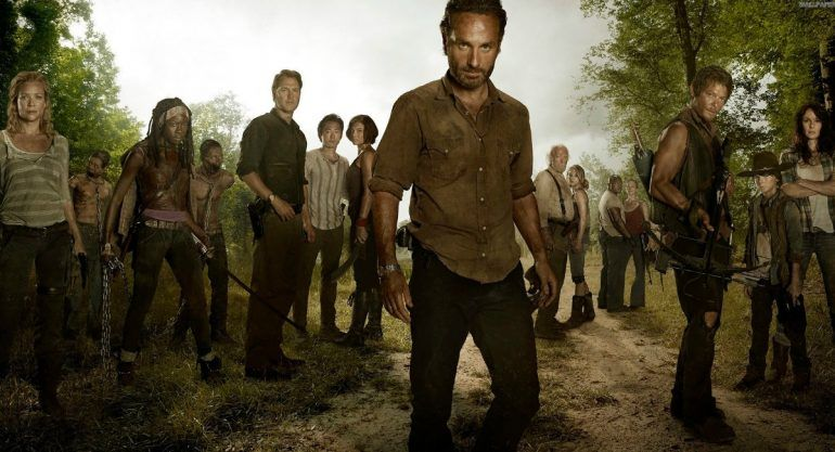 Grave accidente paraliza rodaje de 'The Walking Dead'