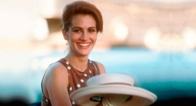 "Inolvidables outfits de Julia Roberts en ""Pretty Woman"""