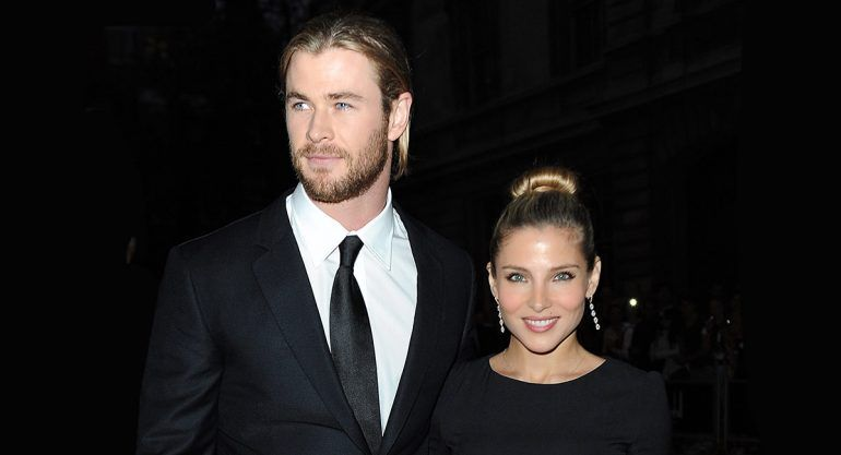 Las divertidas vacaciones de Elsa Pataky y Chris Hemsworth