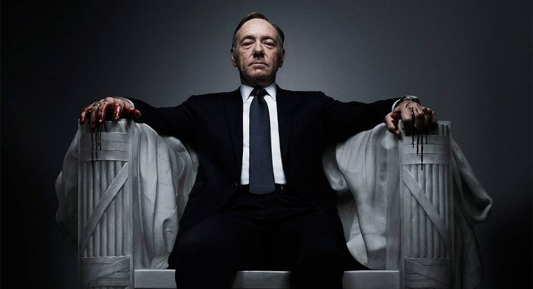 Netflix anuncia el fin de ?House of Cards?