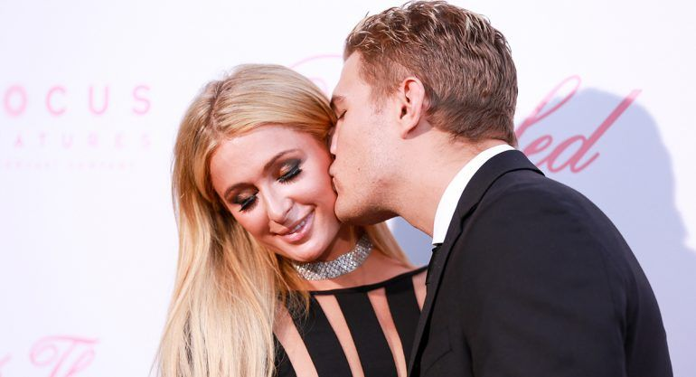 Paris Hilton quiere casarse lo antes posible con Chris Zylka