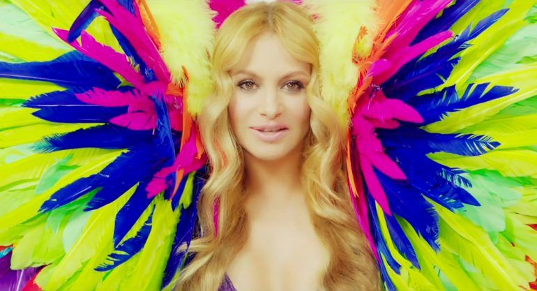 Paulina Rubio estrena video musical
