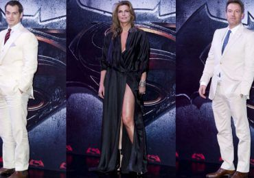 "Red carpet de la premiere ""Batman vs Superman"""