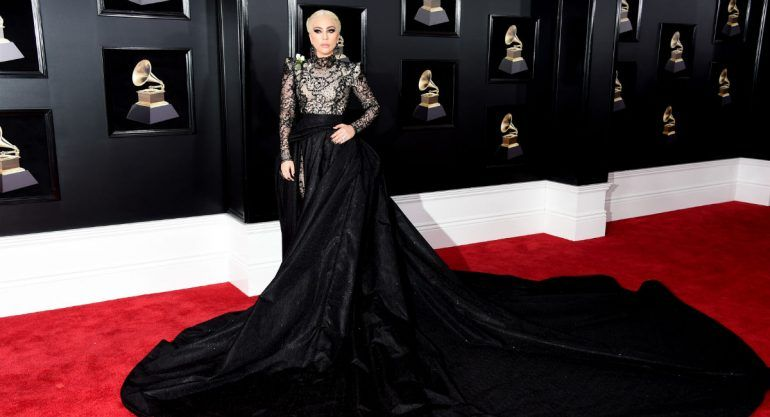 Red carpet de los Grammys 2018