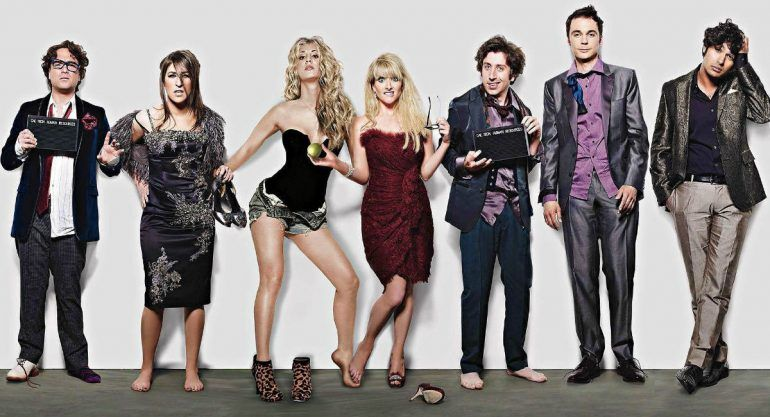 'The Big Bang Theory' cumple 10 años