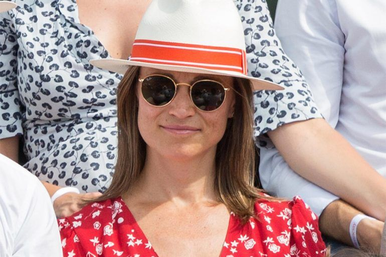 Pippa Middleton presume su embarazo